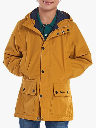 Barbour Boys' Southway Jacket, Yellow