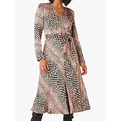 Ghost Meryl Animal Spot Print Dress, Alicia Spot Animal