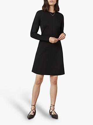 Finery Alycia Mini Dress, Black