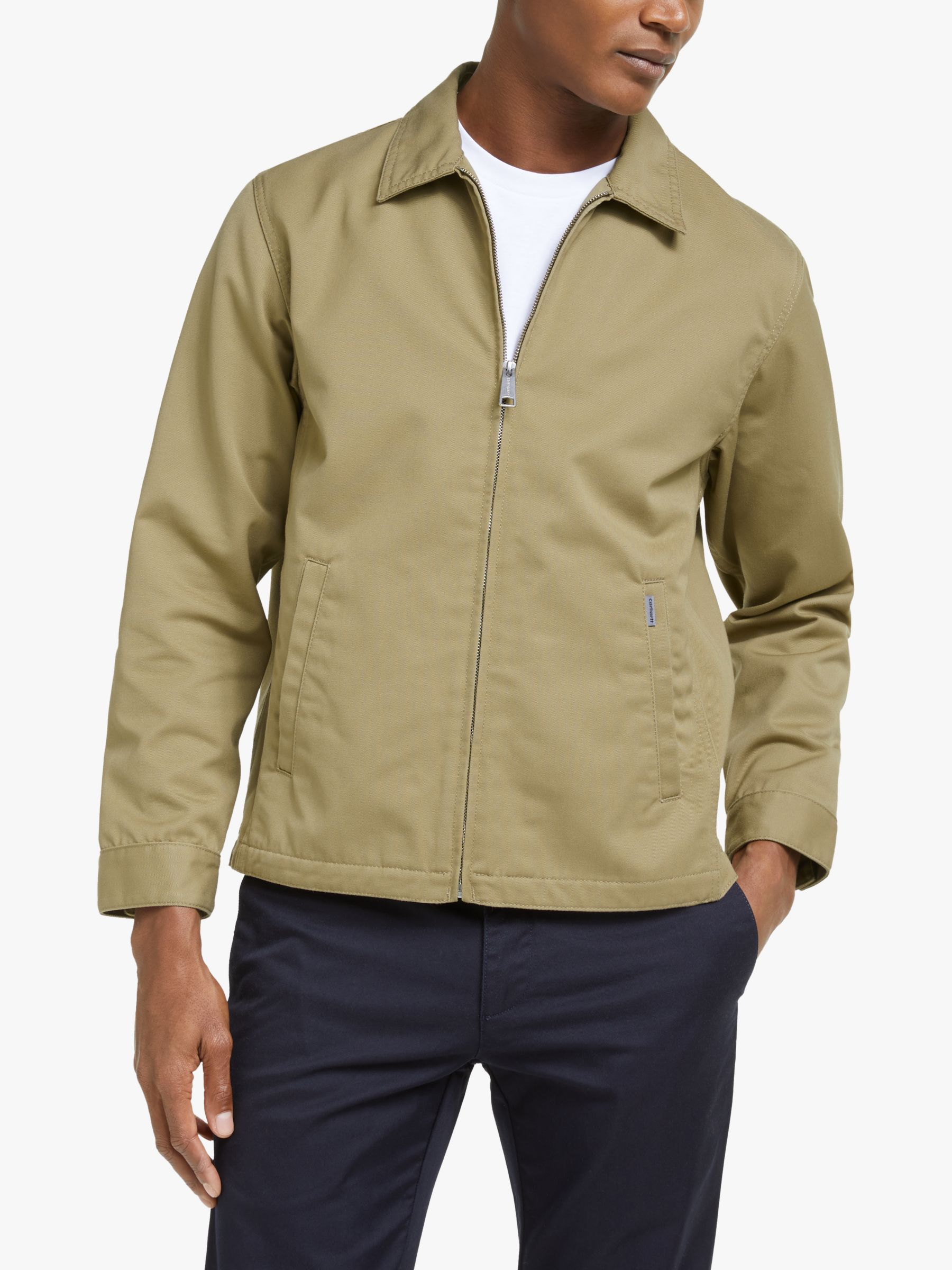 Carhartt WIP Carhartt WIP Modular Jacket, Leather Rinsed