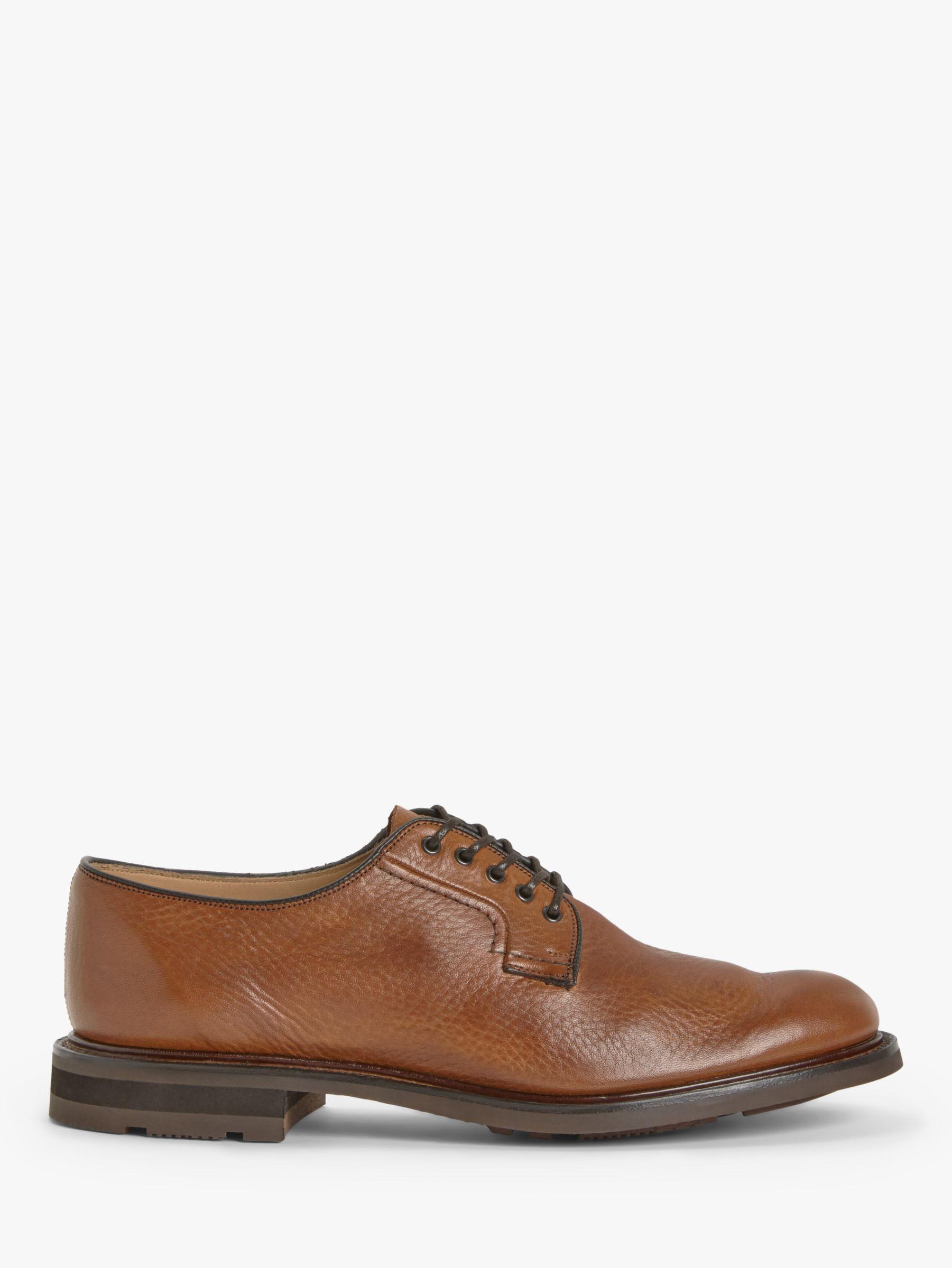 Church's Church's Bestone Leather Derby Shoes, Walnut