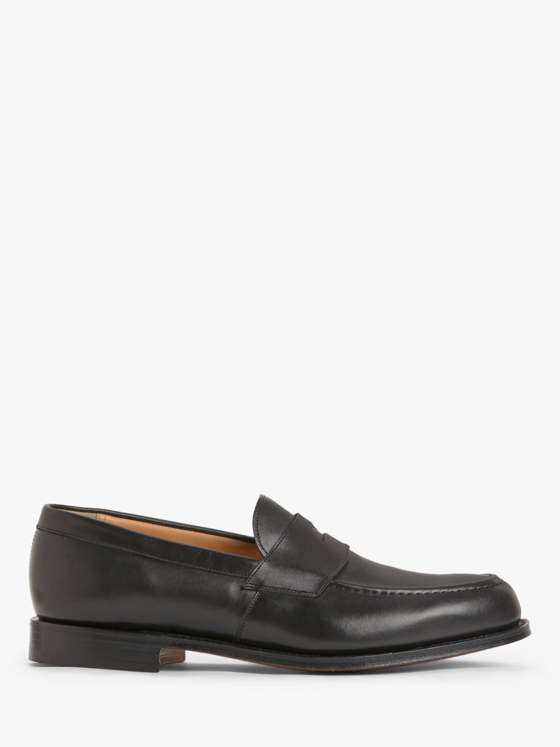 Church's Church's Dawley Leather Loafers, Black