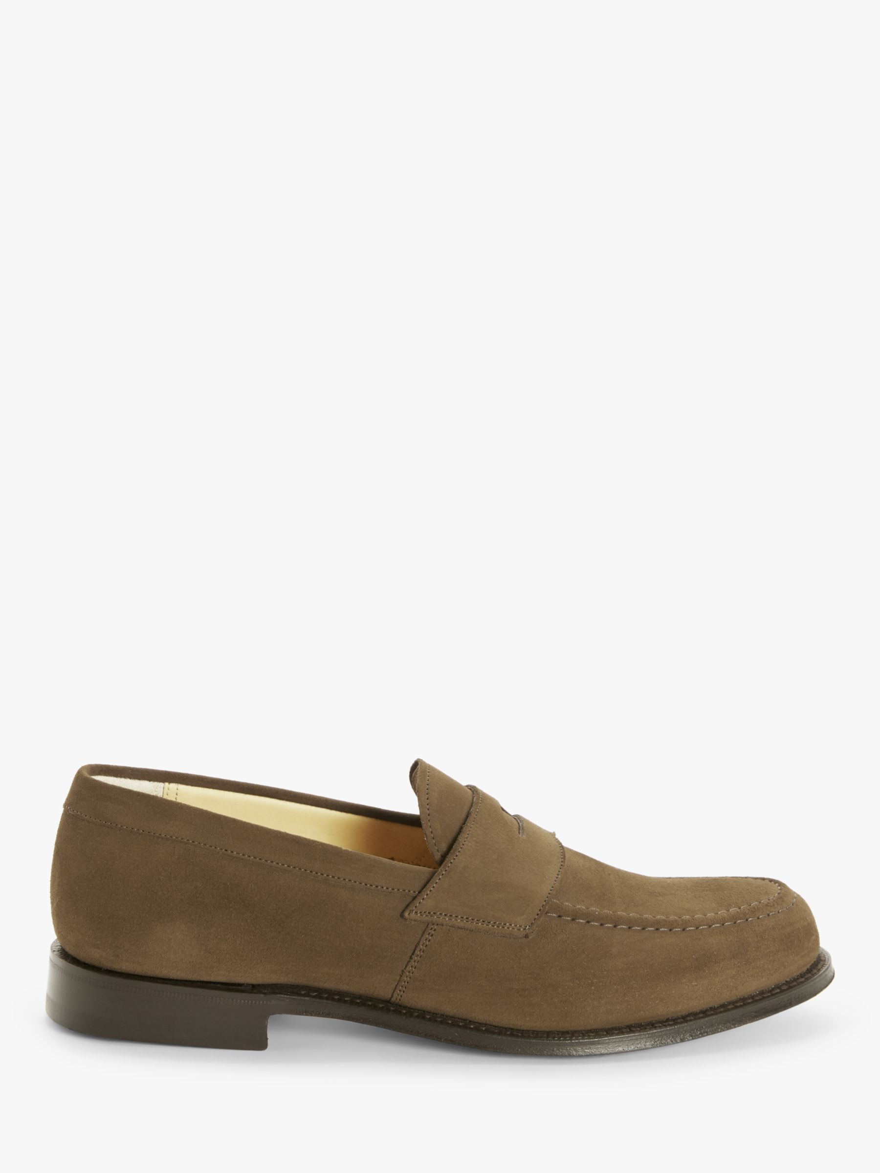Church's Church's Dawley Leather Loafers, Tobacco