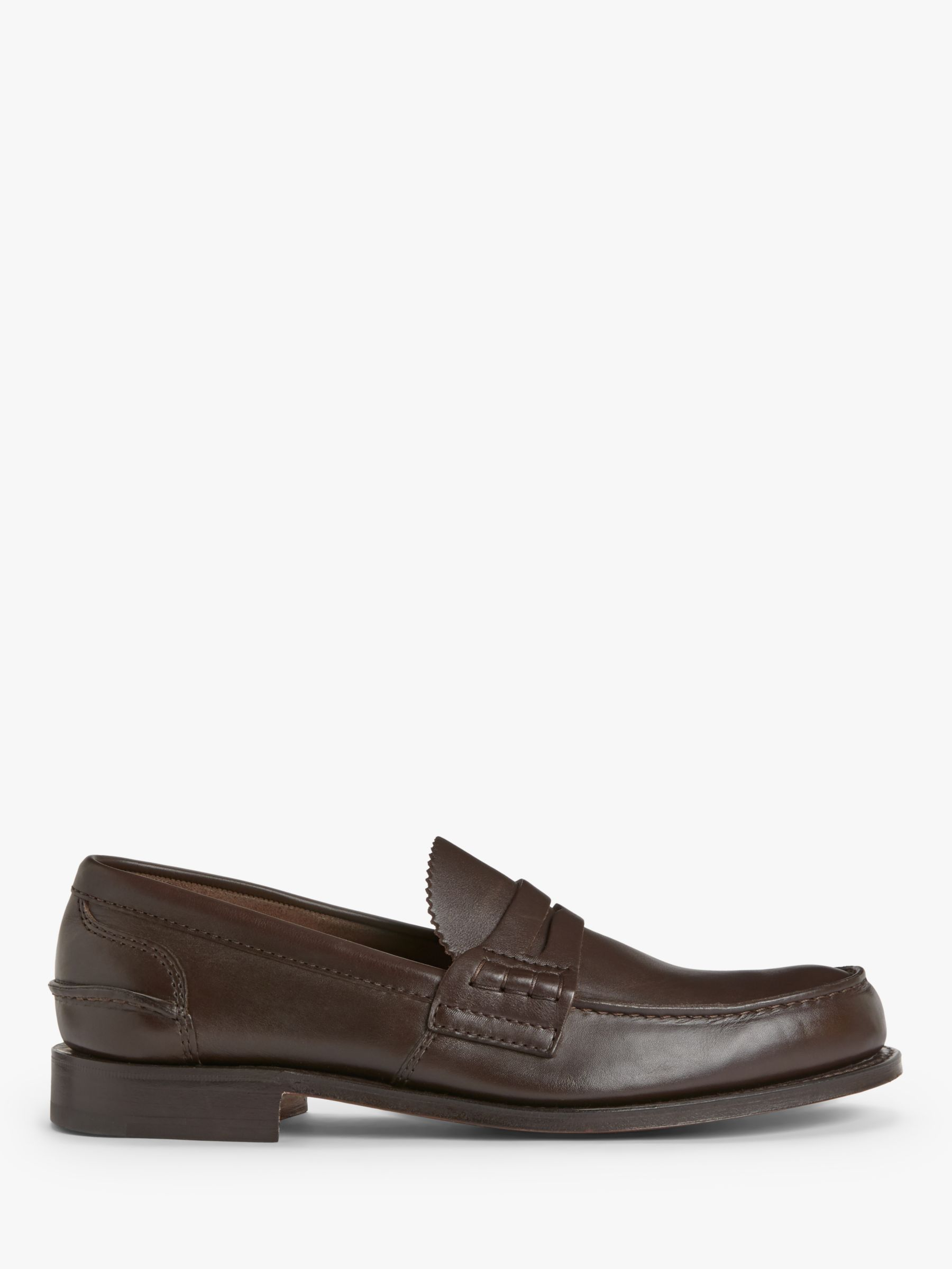 Church's Church's Pembrey Leather Penny Loafers, Brown