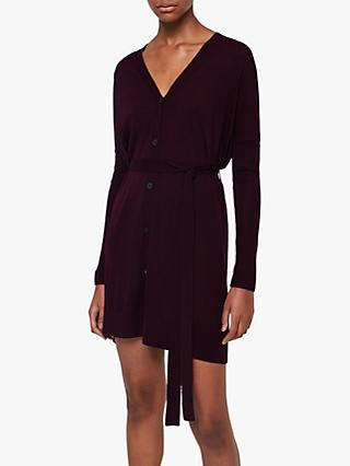 AllSaints Iva Cardigan Dress
