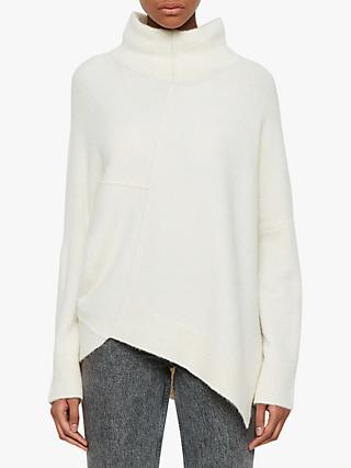 AllSaints Lock Roll Neck Jumper