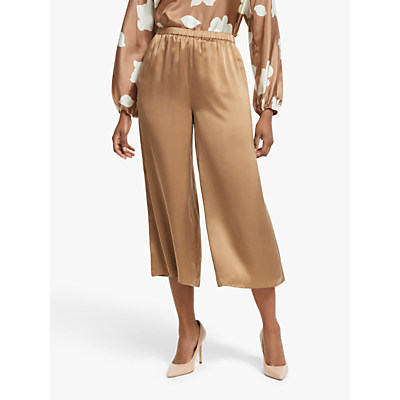 Theory Fluid Satin Culottes