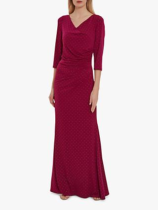 Gina Bacconi Samantha Maxi Dress