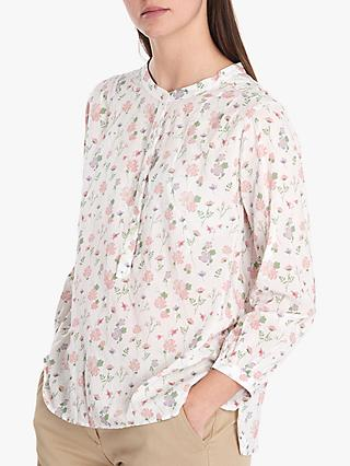 Barbour National Trust Harebell Blouse, White