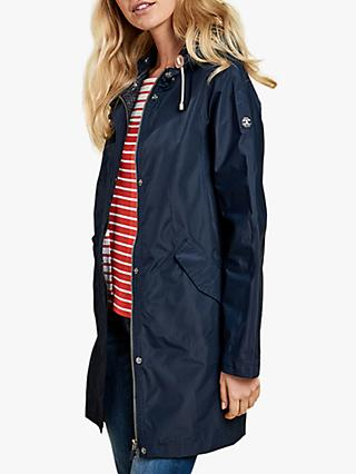 Barbour Hartland Waterproof Jacket, Navy