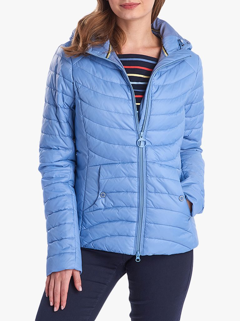 Barbour Barbour Ashore Hooded Quilted Jacket