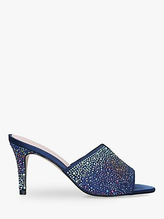 Carvela Lucrative Studded Stiletto Heel Mules