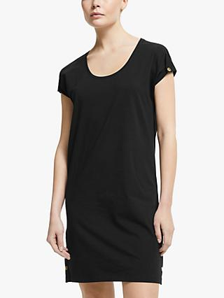 Barbour International Rally Dress, Black