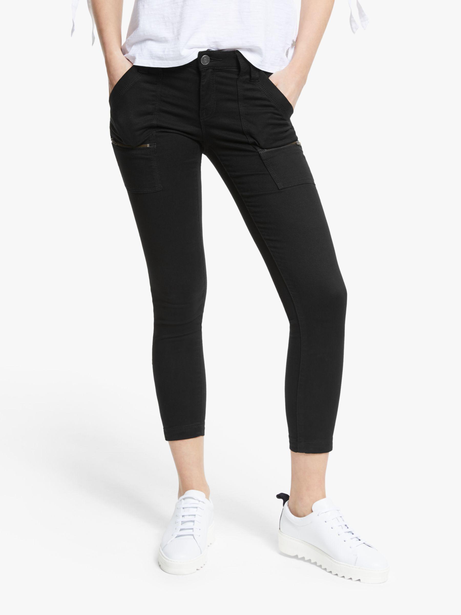 Joie Joie Park Skinny Jeans, Caviar