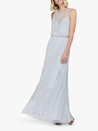 Monsoon Bella Embellished Maxi Dress