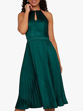 Chi Chi London Dyer Dress, Teal
