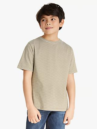 Kin Boys' Micro Stripe T-Shirt