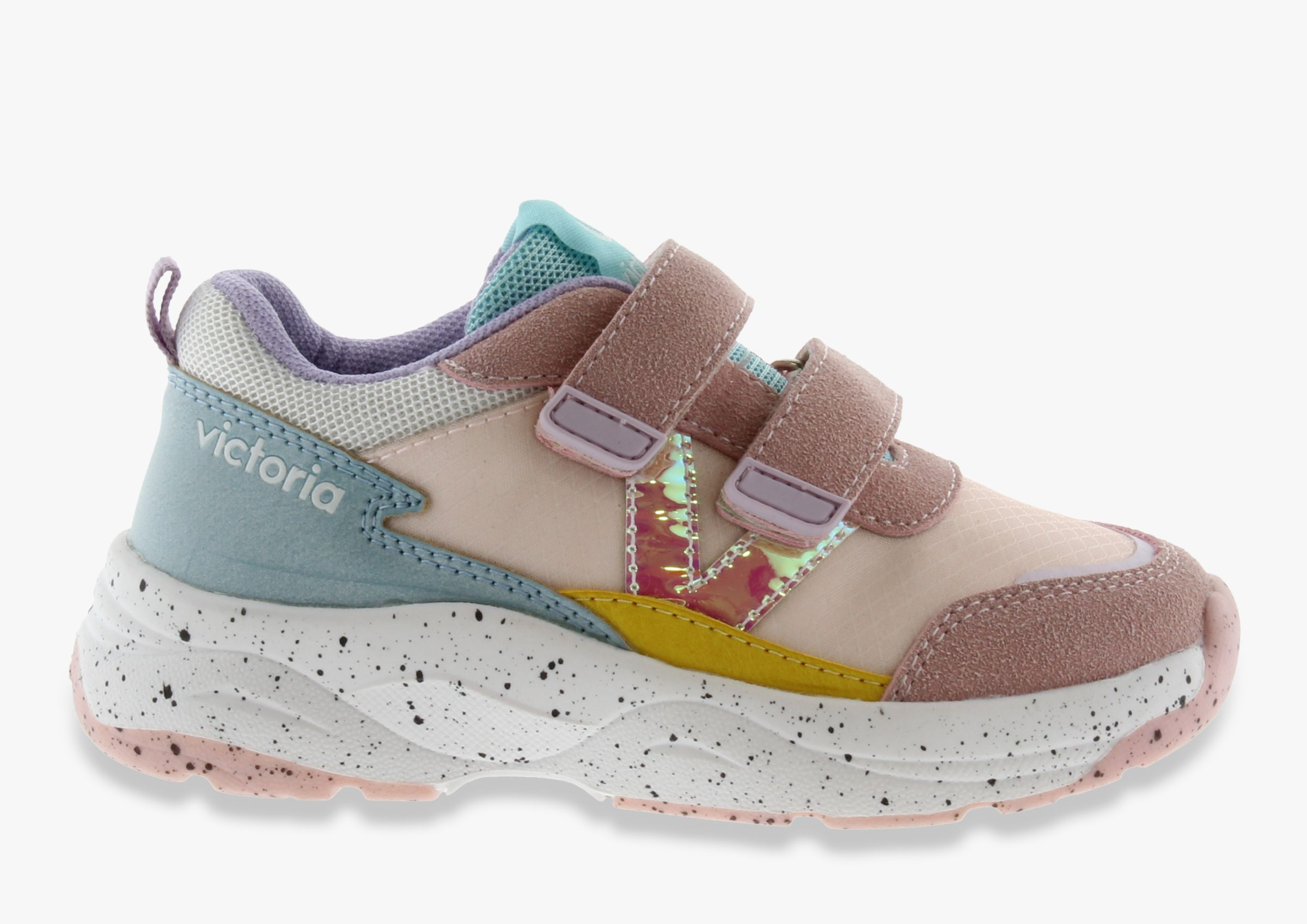 Victoria Shoes Victoria Shoes Children's Veta Riptape Trainers