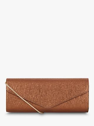 Hobbs Evie Leather Clutch