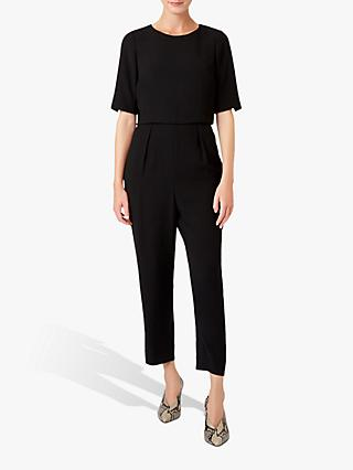 Hobbs Georgie Jumpsuit, Black