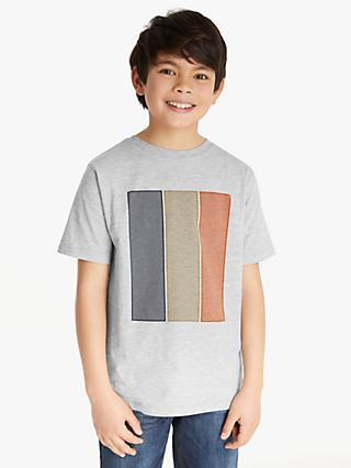 Kin Boys' Colour-Block T-Shirt, Multi