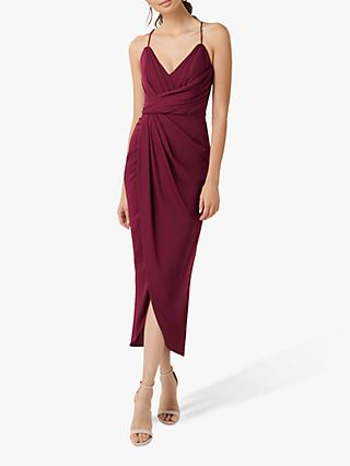 Forever New Charlotte Drape Wrap Dress