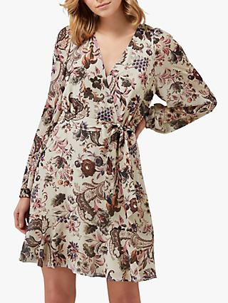 Forever New Sophia Wrap Dress, Fall Sarasa
