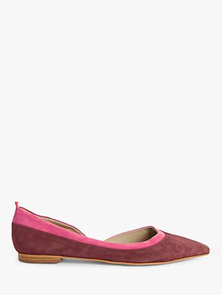 Boden Sophia Pointed Toe Flat Pumps