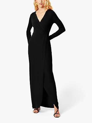French Connection Slinky Split Maxi Dress