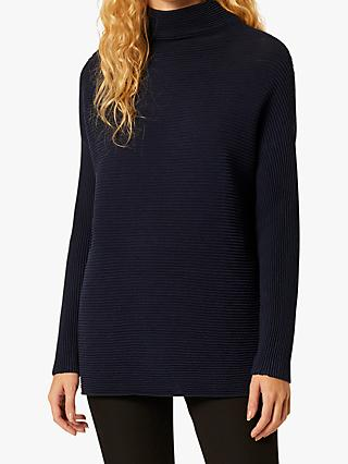 French Connection Mozart High Neck Knit Jumper
