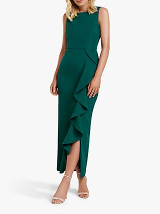 Forever New Angelique Dress, Green
