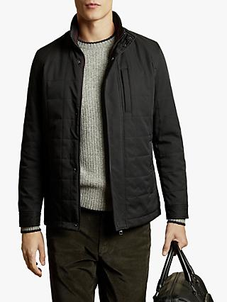 Ted Baker Stanlee Quilted Jacket, Black