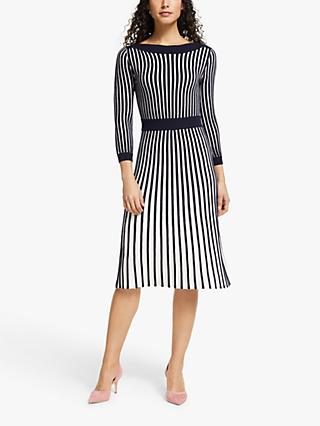 Boden Rita Knitted Midi Dress