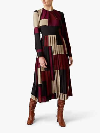 Hobbs Norah Dress, Multi