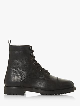Bertie Congress Leather Boots