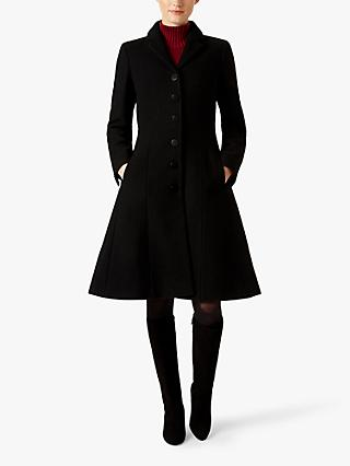 Hobbs Milly Coat, Black