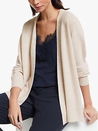 Modern Rarity Raglan Fine Links Cardigan, Neutral