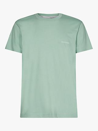 Calvin Klein Cotton Chest Logo T-Shirt