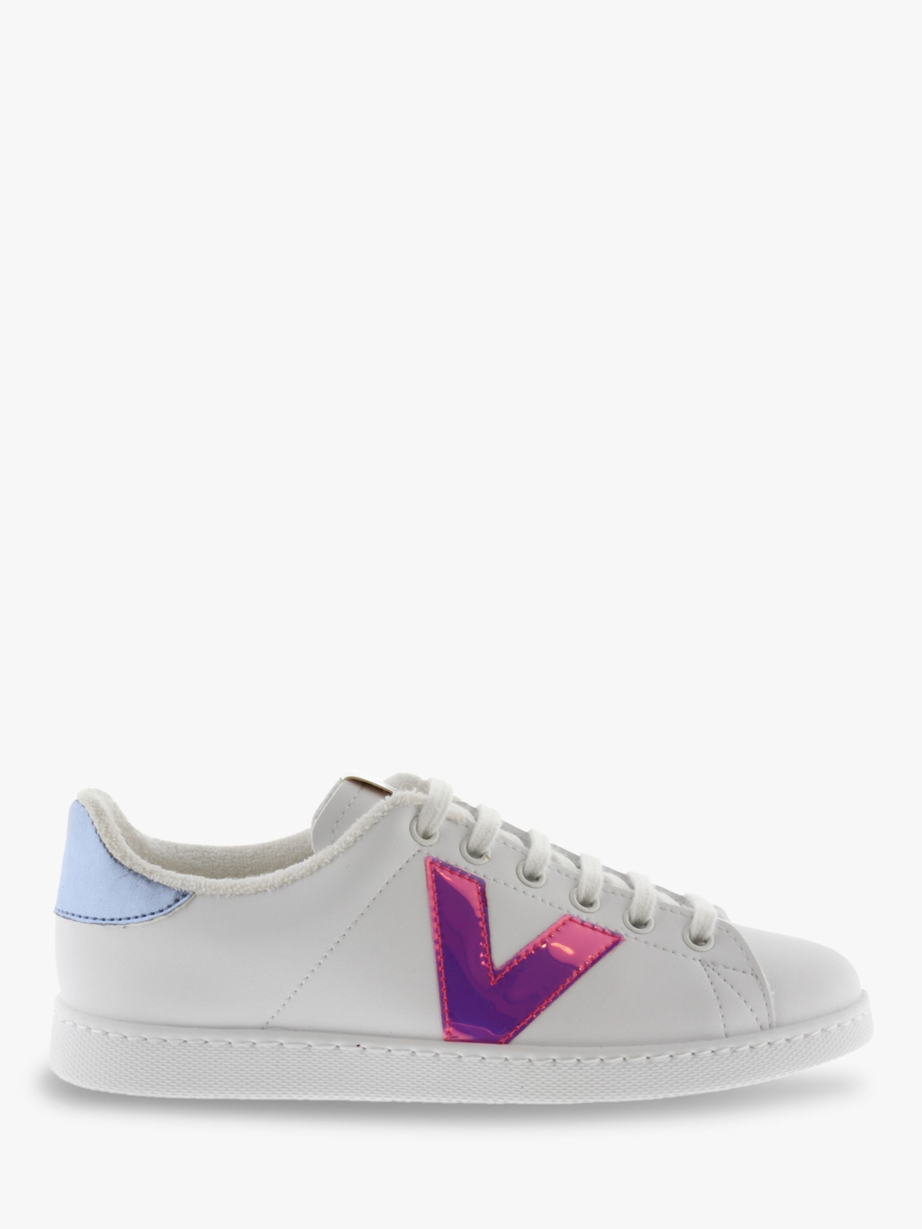 Buy Victoria Shoes Tenis Vinilo Trainers, White, 3 Online at www.retrievedmagnetic.com