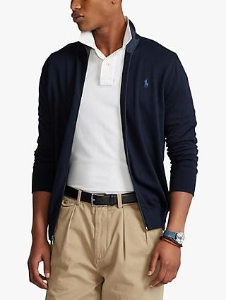 Polo Ralph Lauren Full Zip Sweater