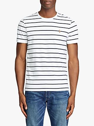 Polo Ralph Lauren Striped Slim Fit T-Shirt