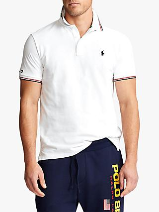 Polo Golf by Ralph Lauren Custom Fit Polo Shirt
