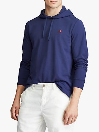 Polo Ralph Lauren Fleece Hoodie, Newport Navy