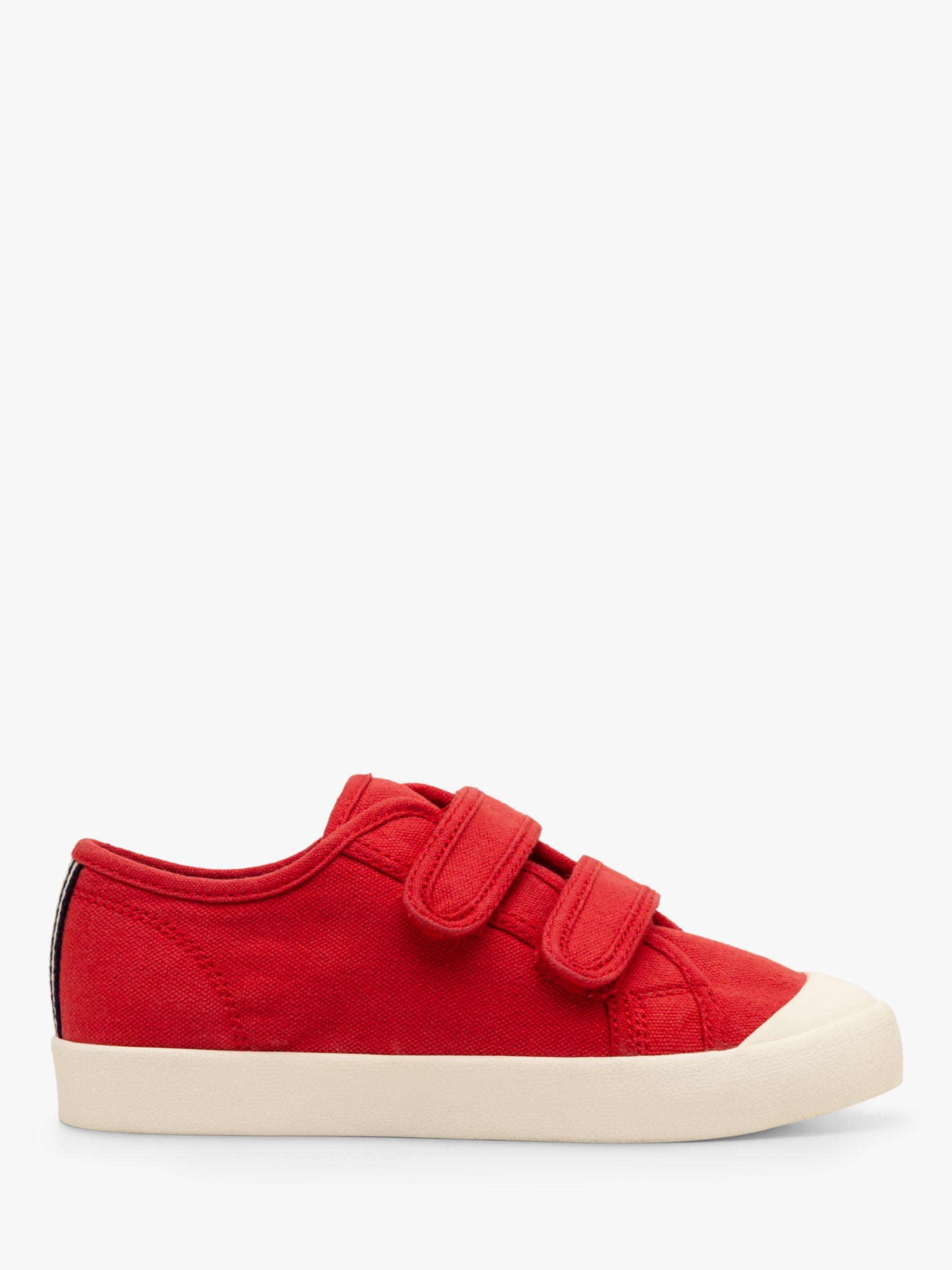 Mini Boden Mini Boden Children's Double Strap Canvas Shoes