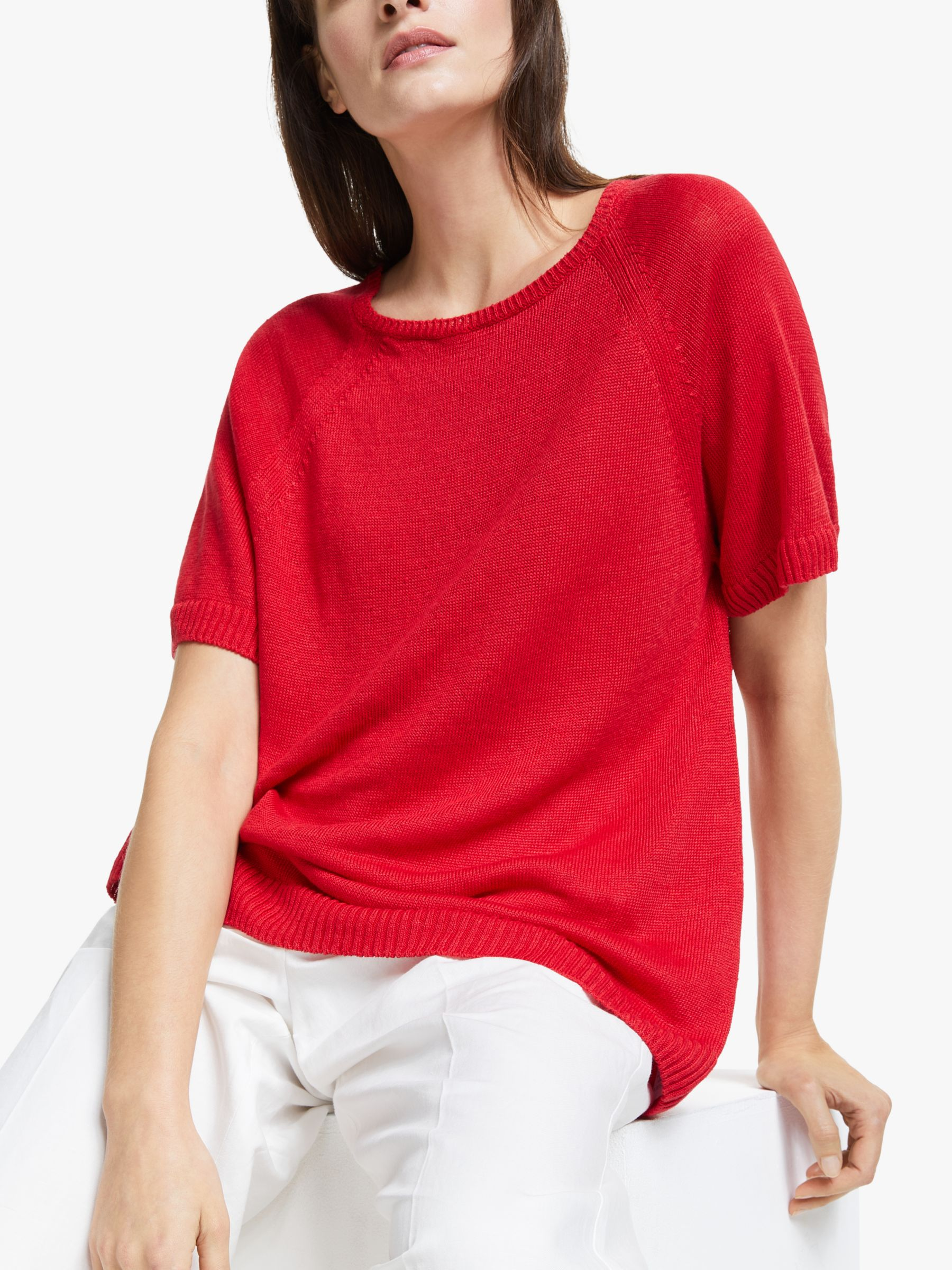 WEEKEND MaxMara Weekend MaxMara Callas Jumper, Cherry
