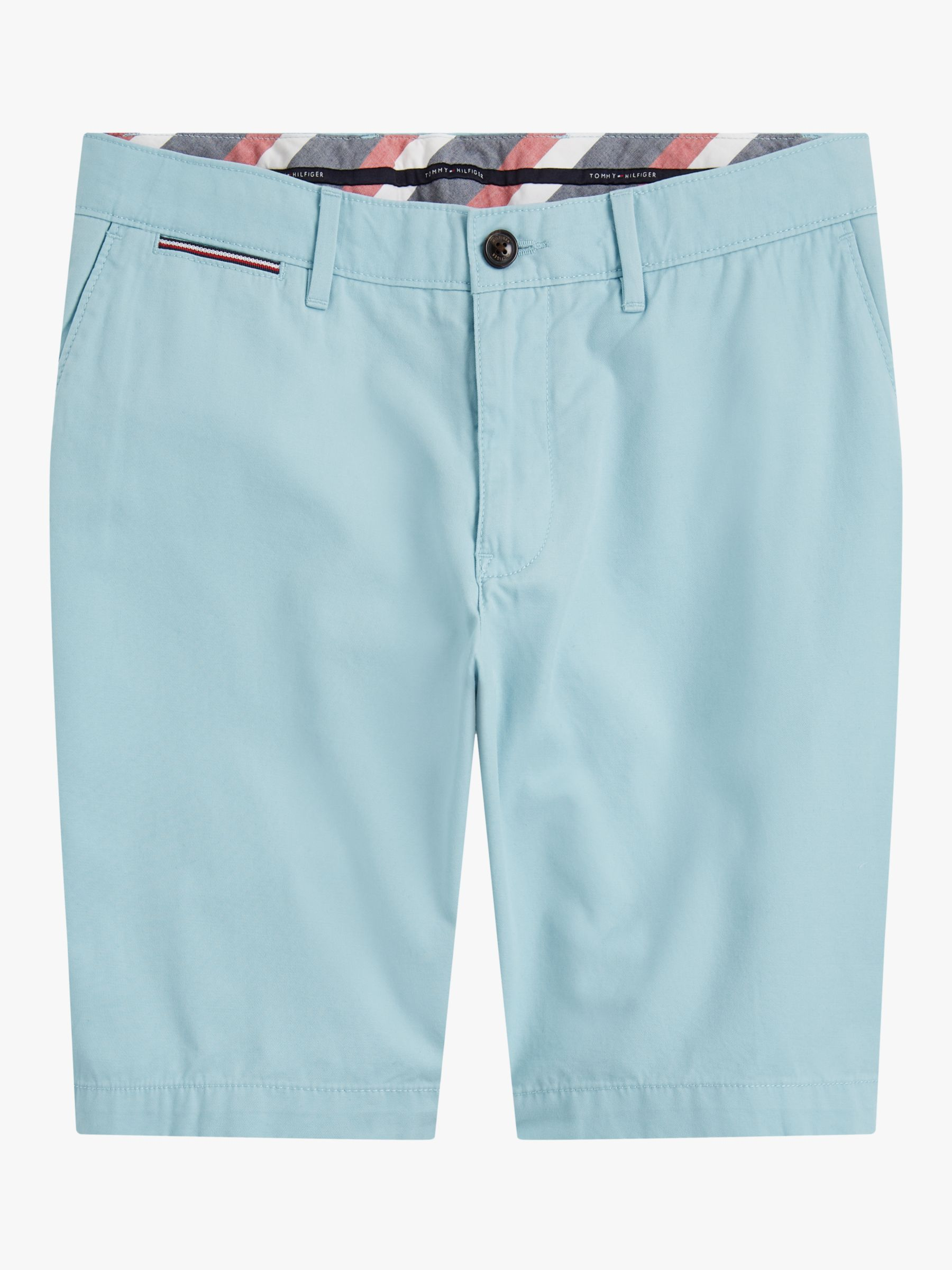preppy pattern chino tommy hilfiger