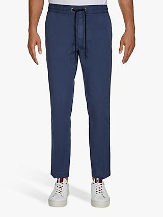 Tommy Hilfiger TH Flex Active Tapered Chinos, Faded Indigo
