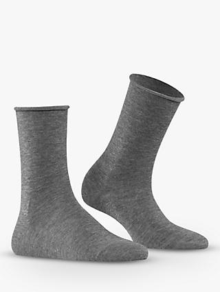 FALKE Active Breeze Ankle Socks, Light Grey