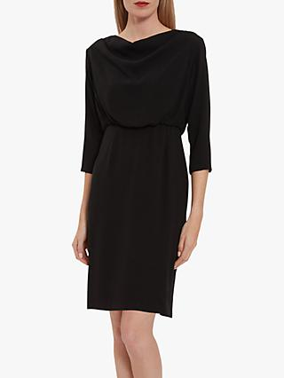 Gina Bacconi Kiko Cowl Neck Dress