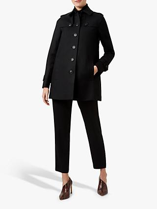 Hobbs Chrissie Mac Coat, Black